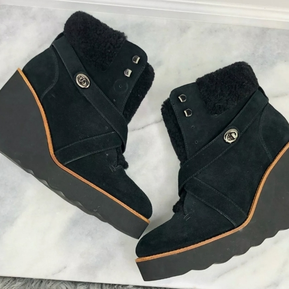 Coach Shoes | Kenna Boots New No Tags